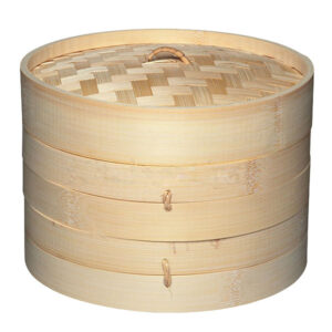 Chinese Wooden Steamer 20CM
