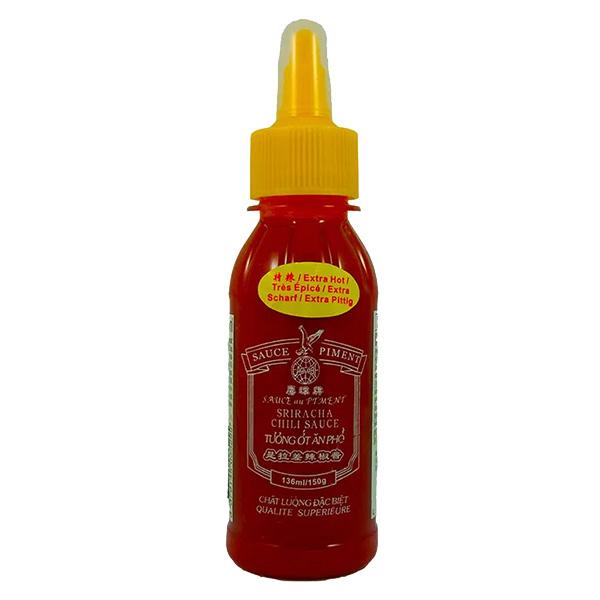 Eaglobe Sriracha Chili Sauce Extra Hot - 136mL
