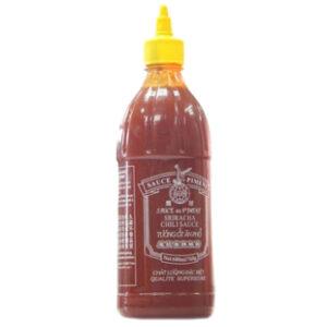 Eaglobe Sriracha Chili Sauce Extra Hot - 430mL