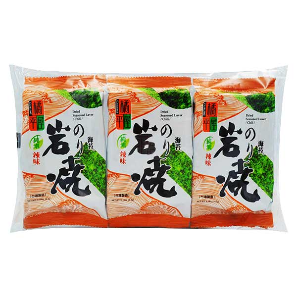 Dried Seasoned Laver Chili - 13g
