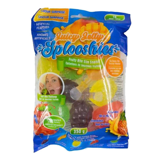 Jelly Bite Fruity Candies - 350g