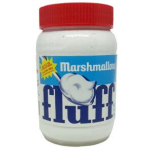 Marshmallow Fluff Vanilla - 213g