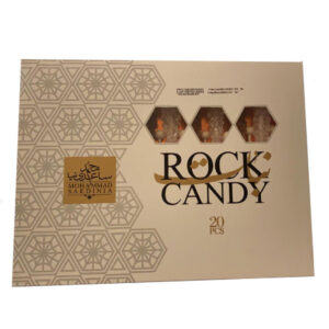Mix Rock Candy 20 Pcs - 380g
