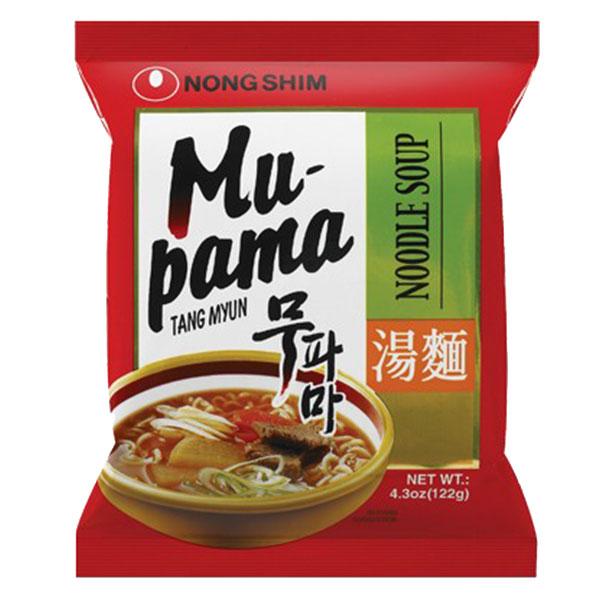 Nongshim Mupama Noodle Soup - 122g