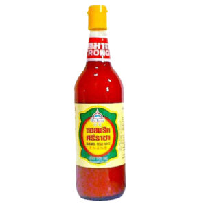 Por Kwan Sriracha Hot Chili Sauce - 750mL