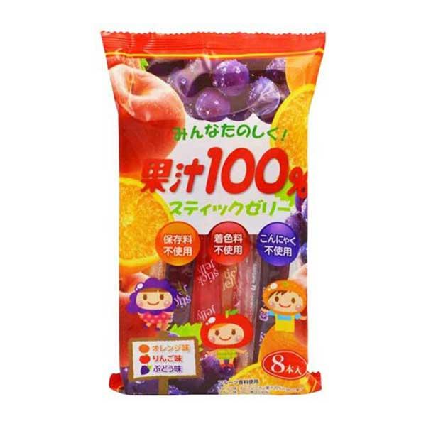 Ribon Jelly Sticks (8 pcs) - 80g