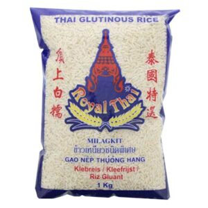 Royal Thai rice Sticky Rice - 1kg
