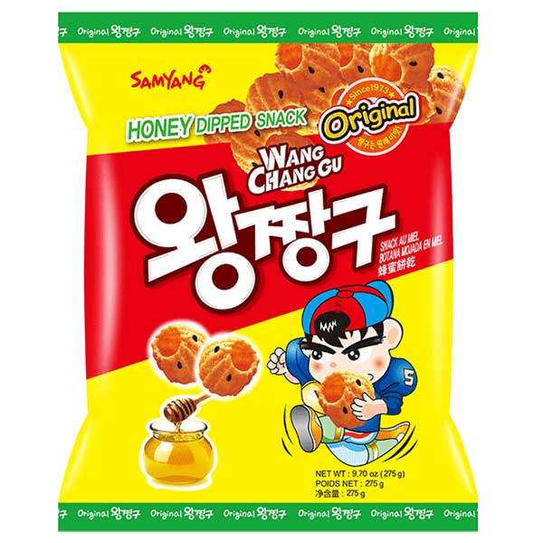 Honey Dipped Snack - 115g
