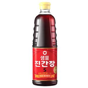 Sempio Soy Sauce Mild (Jin S) - 930mL