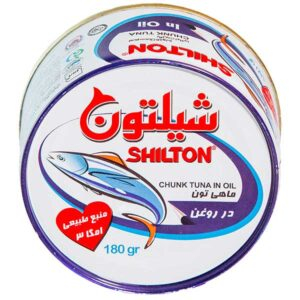 Shilton Tuna In Oil - 180g