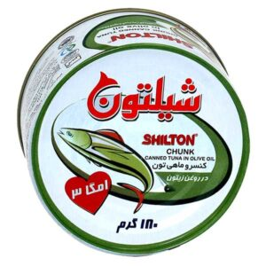 Shilton Tuna In Olive Oil - 180g