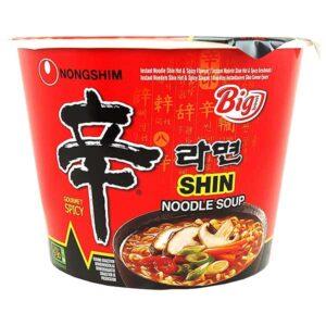 Shin Big Cup Noodle - 114g
