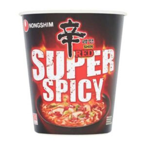 Shin Red Super Spicy Cup - 68g