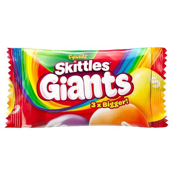 Skittles Giants Fruits - 45g
