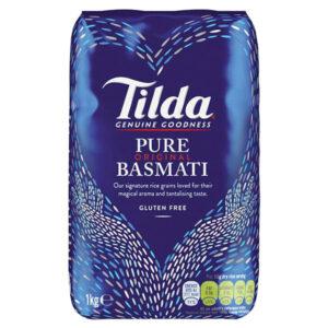 Tilda Basmati Rice - 1kg