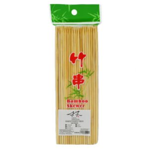 Twin Dragon Bamboo Skewers 18cm (100 pair)