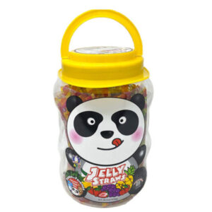 ABC Jelly Straws Assorted - 1650g