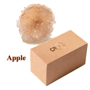 Apple Rock Candy 5 Pcs - 100g