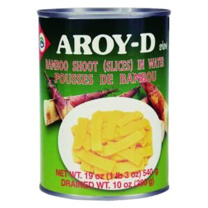 Aroy-D Bamboo Shoot Slice - 540g
