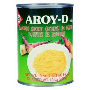 Aroy-D Bamboo Shoot Strip - 540g