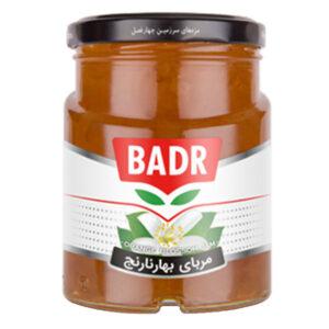 Badr Orange Blossom Jam - 300g