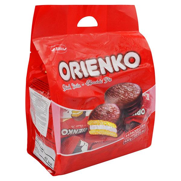 Bibica Orienko Chocolate Pie - 432g