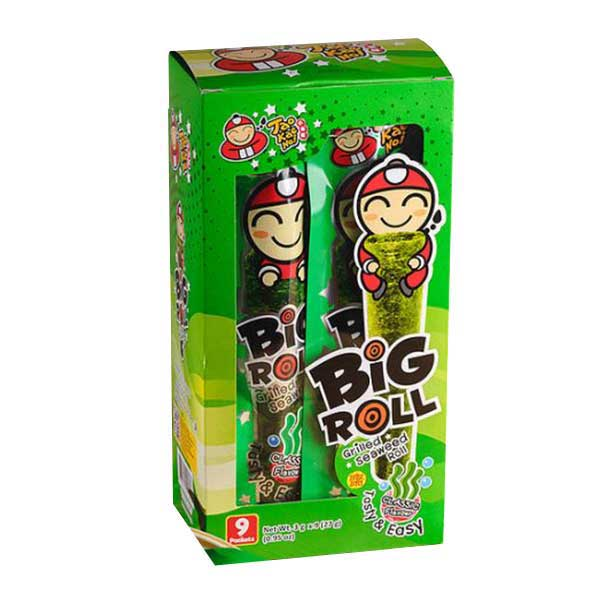 Big Roll Grilled Seaweed Classic FLavour – 27g