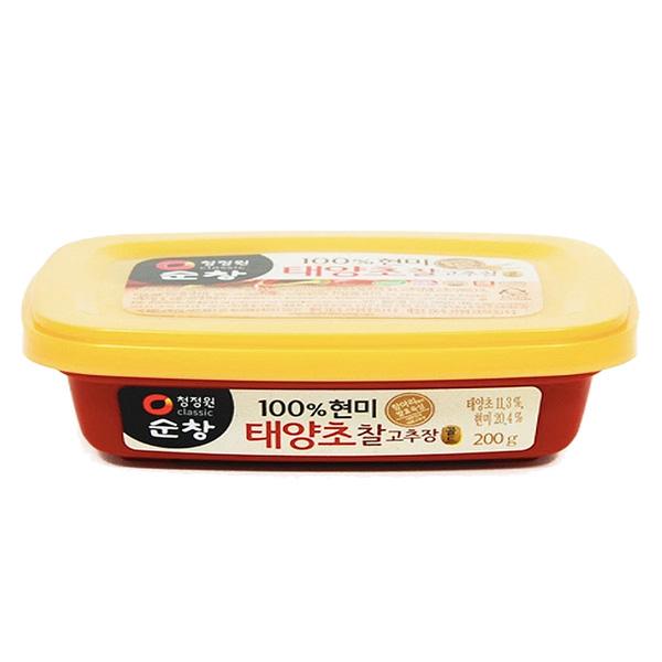 CJW Hot Pepper Paste (Gochujang) Hot Spicy - 200g