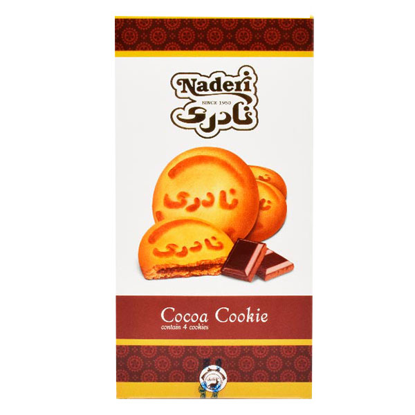 Cocoa Cookie Naderi - 200g