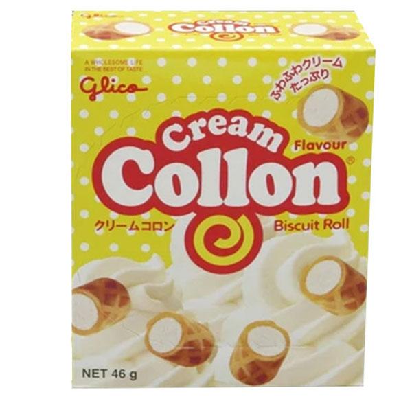 Collon Biscuit Roll Cream - 46g 1