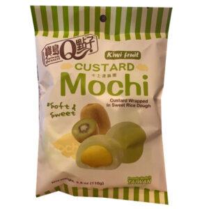 Custard Mochi Kiwi Flavor - 110g