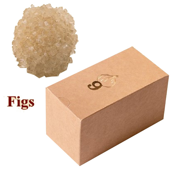 Figs Rock Candy 8 Pcs - 120g