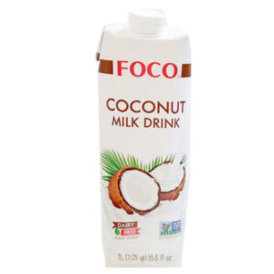 Foco Coconut Milk Drink - 1L