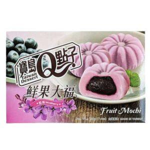 Fruit Mochi Blueberry - 210g