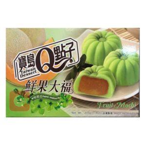 Fruit Mochi Hami Melon - 210g