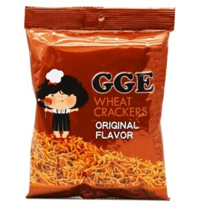 GGE Wheat Crackers Original Ramen - 80g
