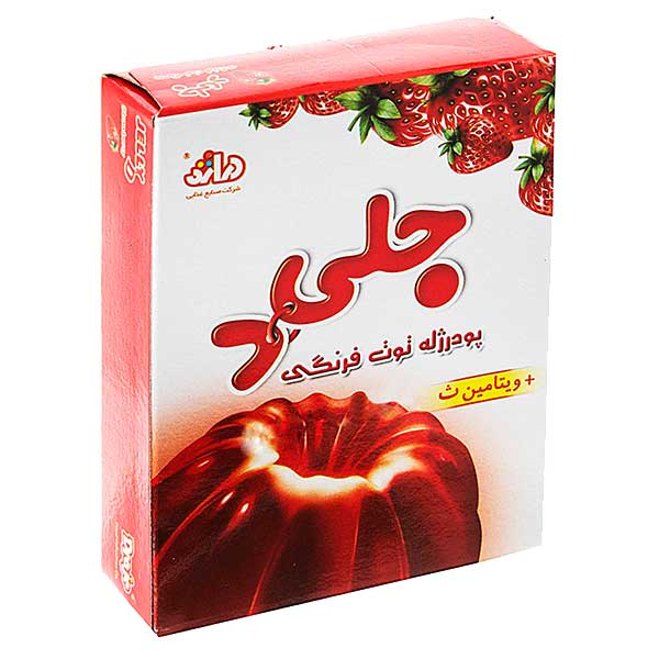Jelly-D Strawberry - 100g