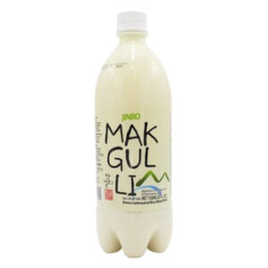 Jinro Makgeolli Rice Wine (6%) - 750mL