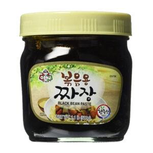 Jjajangmyeon Black Bean Paste - 500g