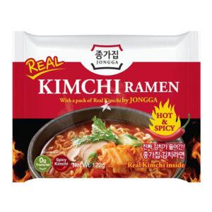 Jongga Kimchi Ramen - 122g