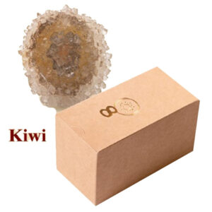 Kiwi Rock Candy 6 Pcs - 90g