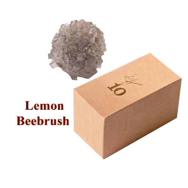 Lemon Beebrush Rock Candy 8 Pcs - 120g