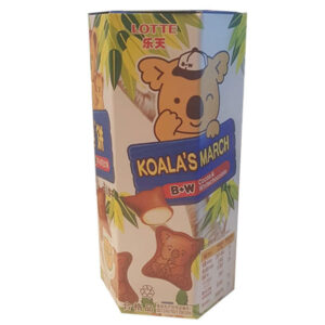 Lotte Koalas March Cocoa & White Chocolate - 37g