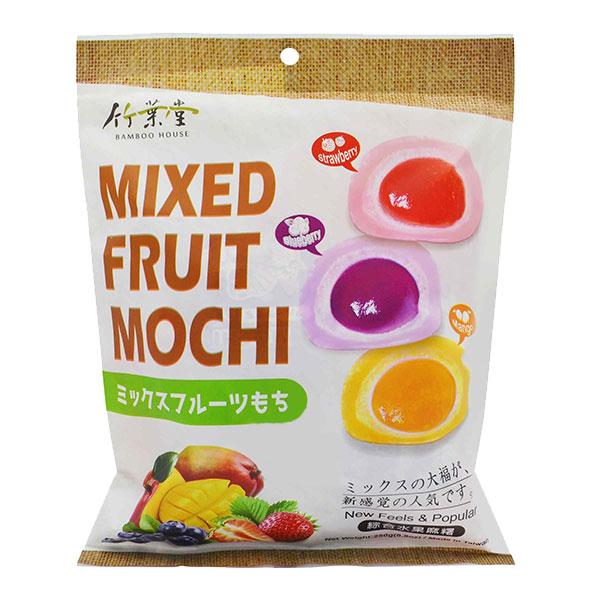Mixed Fruit Mochi - 250g