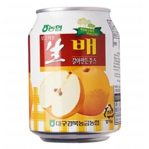 NH Pear Drink Added Fructose - 240mL