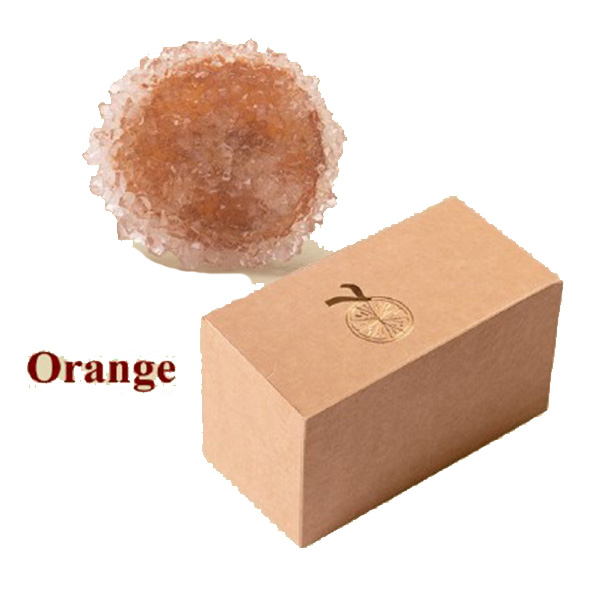 Orange Rock Candy 15 Pcs - 160g