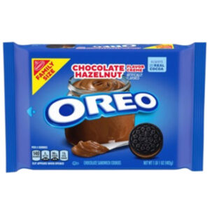 Oreo Chocolate Hazelnut - 482g
