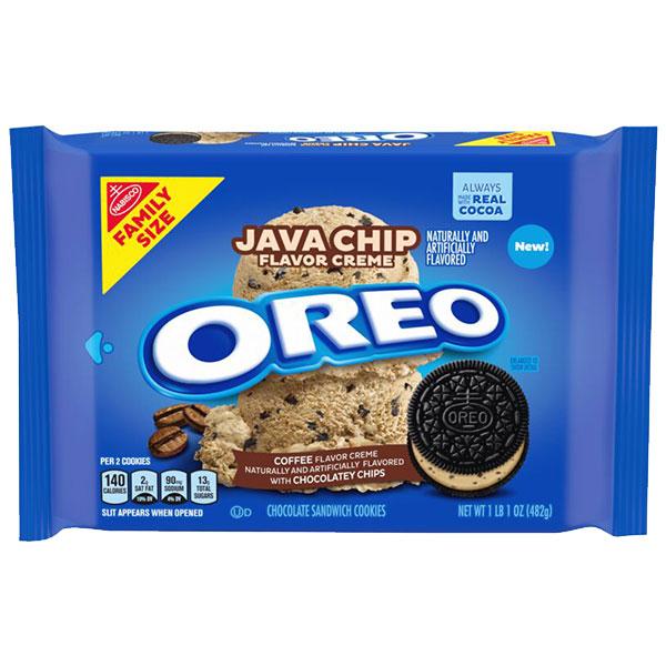 Oreo Java Chip - 482g