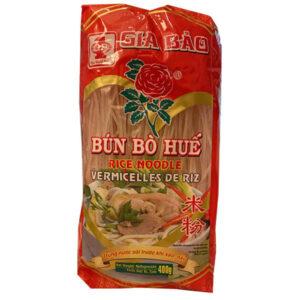 Rice Noodle Bun Bo Hue (Rose) - 400g