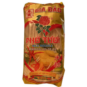 Rice Noodle Pho Tuoi (Rose) - 400g